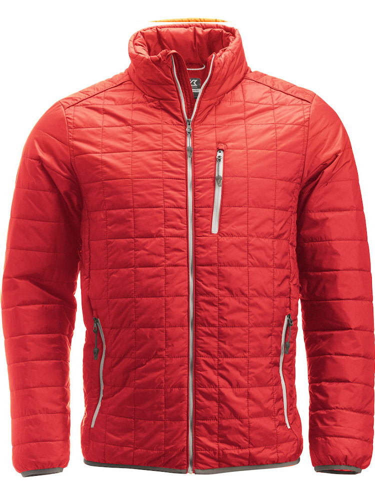 Cutter & Buck Rainier Jacket Men's, Rød