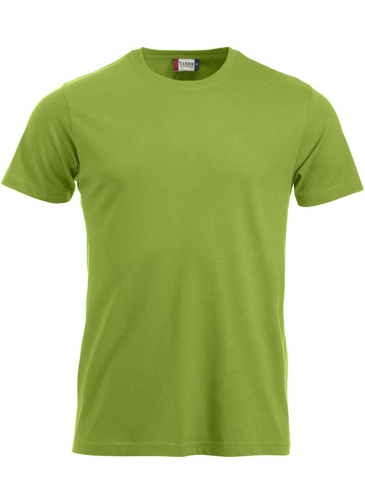 T-skjorte Clique New Classic-T, Lysegrønn