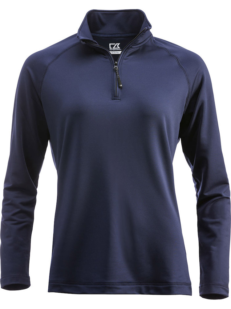 Cutter & Buck Coos Bay Half Zip, Dame