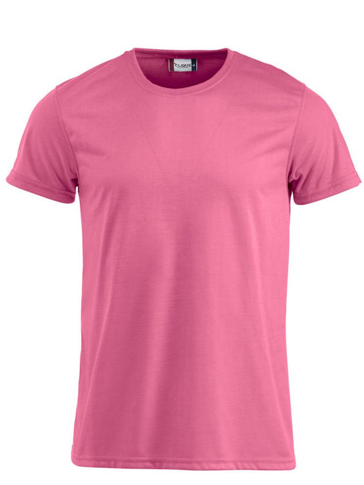 Clique Neon T, Neon Rosa