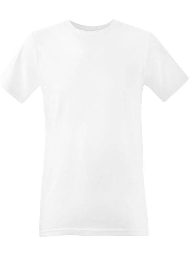 Fruit T-Shirt Fitted Valueweight T, White