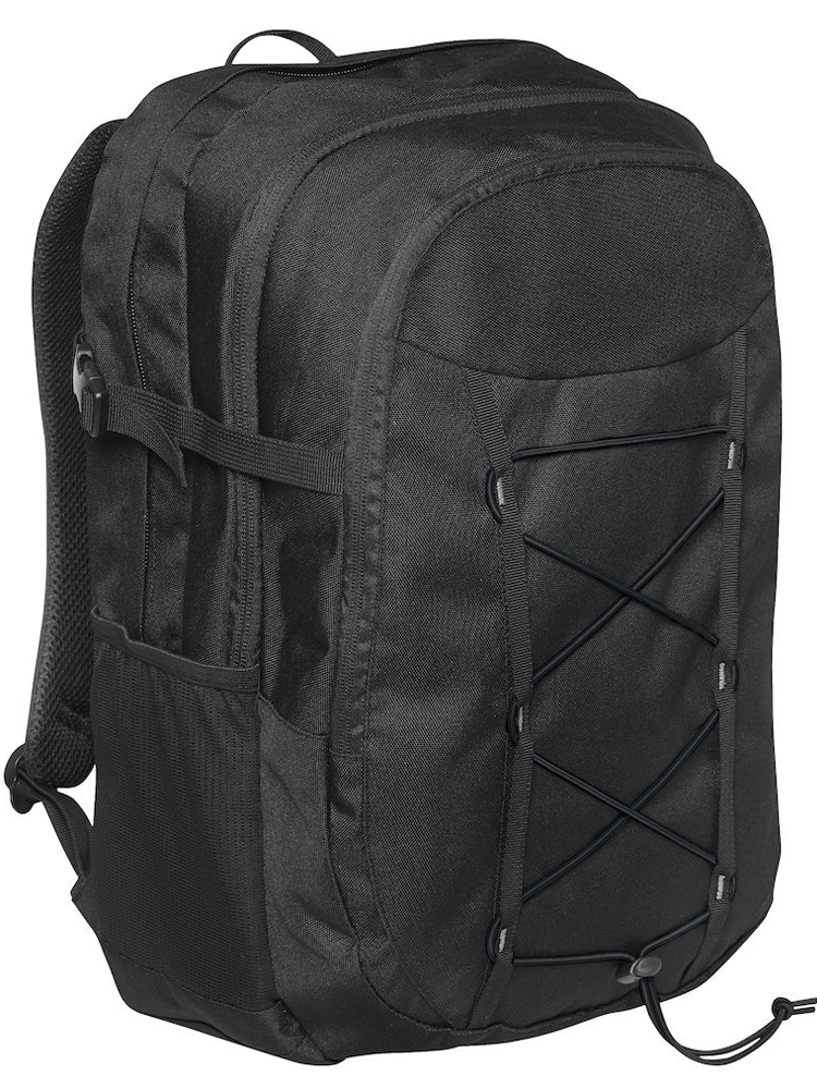 Grizzly Sporty Line Computer Backpack, Svart