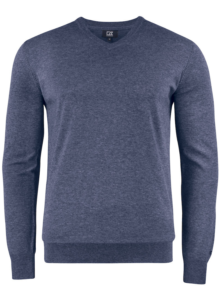 Oakville V-neck, Marinemelert