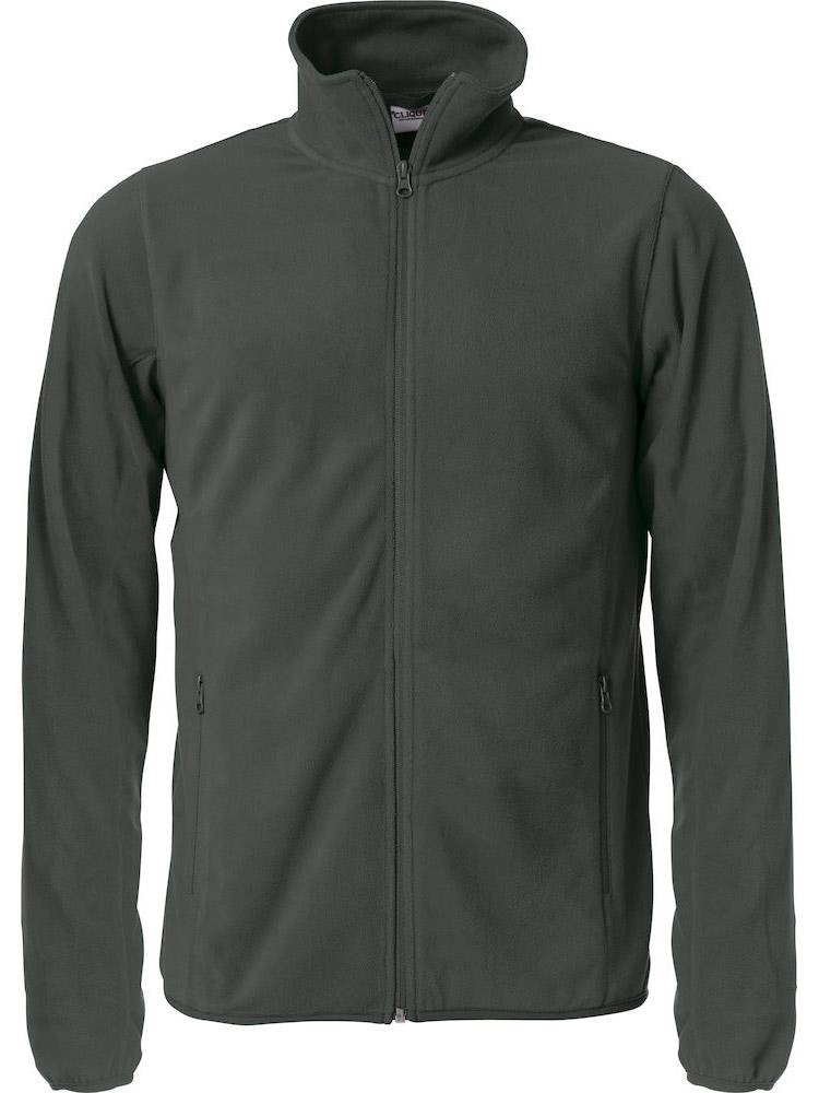 Basic Micro Fleece Jacket, Pistol