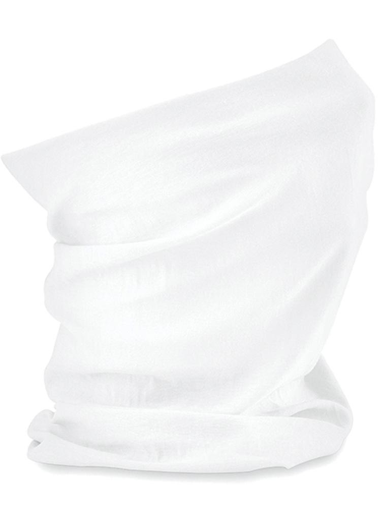 buff med logo hvit