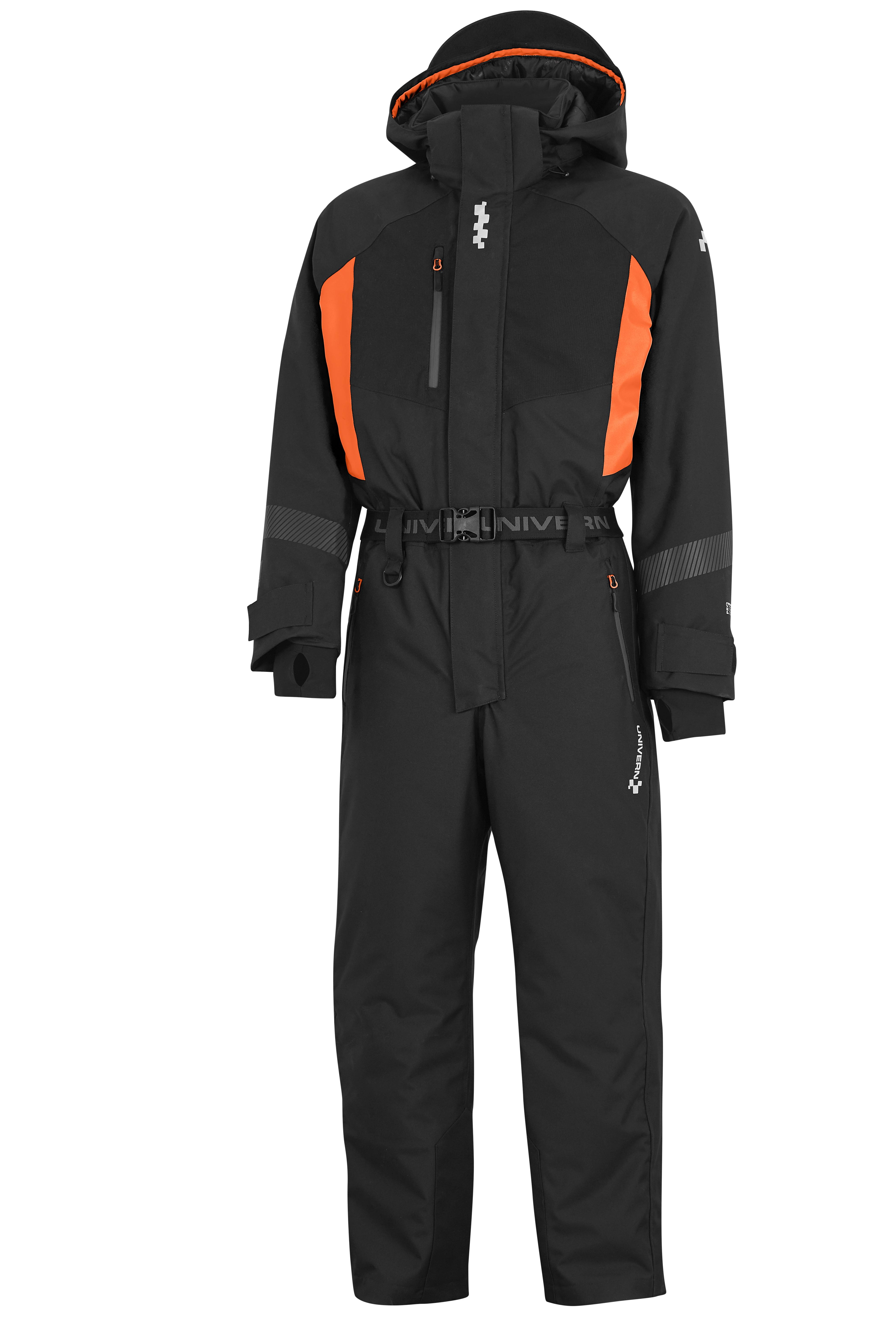 univern-protec-2.0-vinterdress-sort-og-oransje